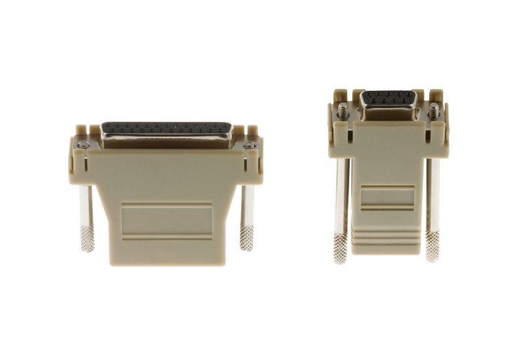 3 pc Lifetime Warranty Cisco Console//Auxiliary Port Cable Kit ACS-2500ASYN=