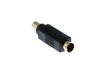 S-Video Male to RCA Female Adapter