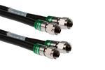 Cisco Aironet RG-6 Dual Coax Cable, 50ft, AIR-CAB050DRG6-F