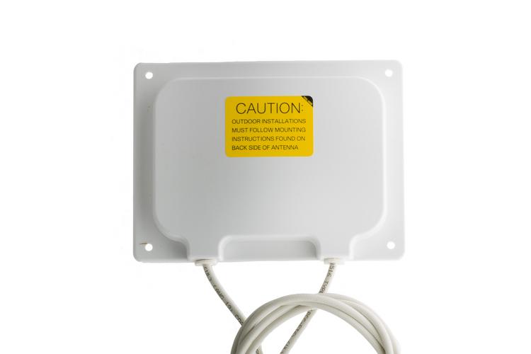 2.4 GHz 6.5 dBi Diversity Patch Antenna w//RP-TNC Connectors AIR-ANT2465P-R