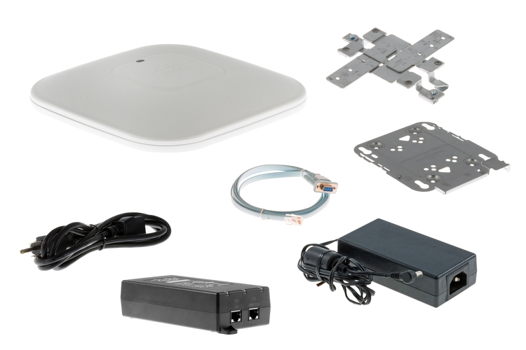 Cisco Aironet 2600 CAP Deployment Pack, Internal Antennas