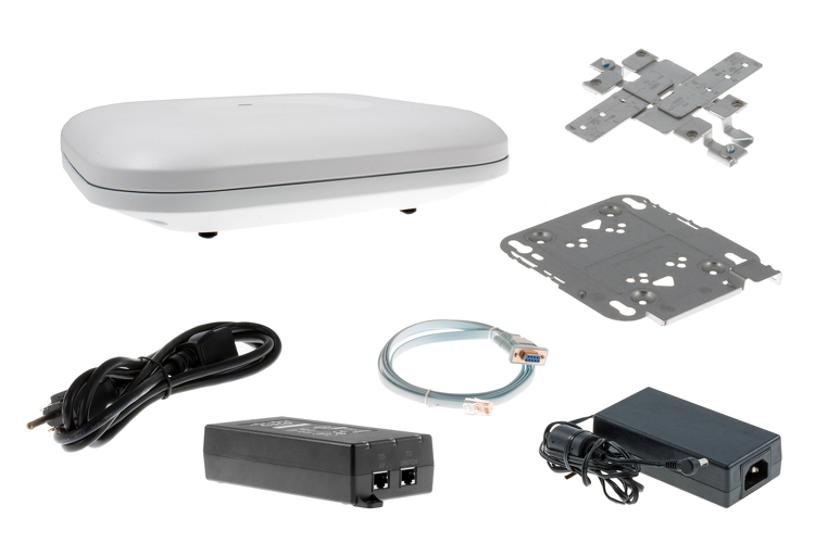 Cisco Aironet 2700 CAP Deployment Pack, Internal Antennas