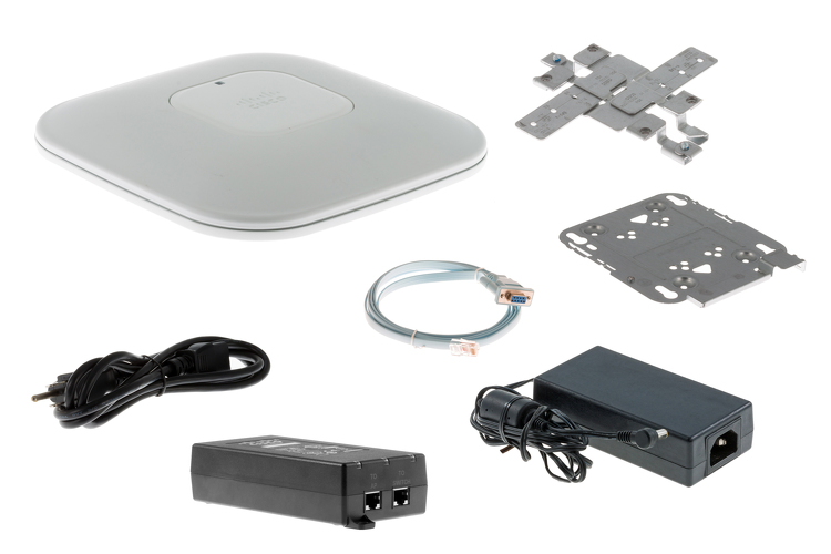 Cisco Aironet 3500 CAP Deployment Pack, Internal Antennas