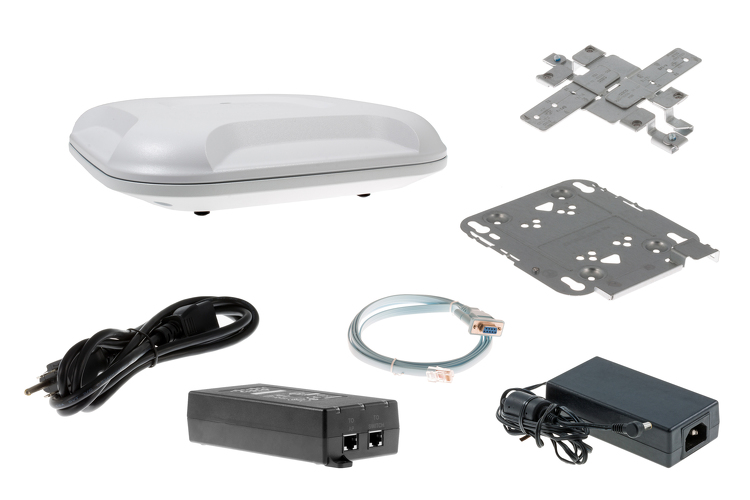 Cisco Aironet 3700 CAP Deployment Pack, Internal Antennas