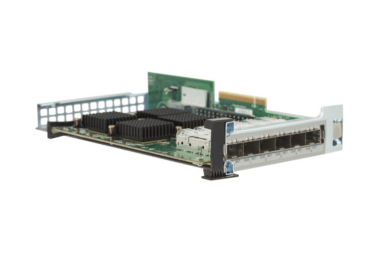 Cisco ASA 5512-X/ ASA5515-X Interface Card 6-port GE SFP
