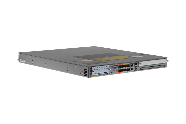 Cisco ASR 1001-X System, Crypto, 6 built-in GE, ASR1001-X
