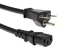 AC Power Cord, 6-15P to C13, 14 AWG, 12ft
