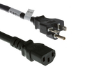 AC Power Cord, 6-20P to C13, 14 AWG, 4ft