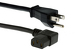 AC Power Cord - Japan, Right Angle, CAB-JPN-RA, 2.5M