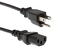 AC Power Cord - US, CAB-AC, 20ft, 18 AWG, Black