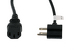 AC Power Cord, 5-15P Piggyback to C13, 18 AWG, 6ft