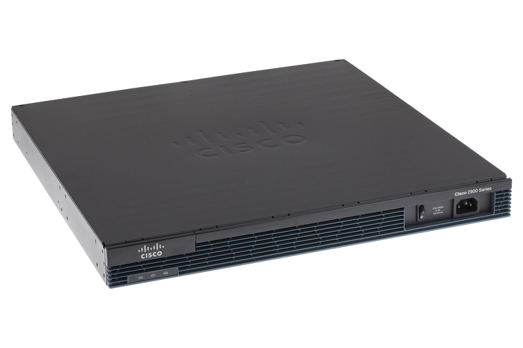 Cisco 2901 Integrated Services Router, C2901-CME-SRST/K9