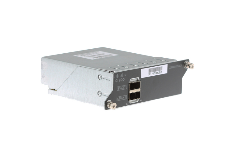 Cisco Catalyst 2960X FlexStack-Plus Module, C2960X-STACK