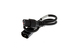 Automatic Locking AC Power Cord, C13 to C14, 18 AWG, 2ft