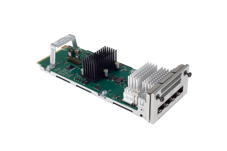 Cisco 3850 Four-Port 10G Ethernet Network Module, C3850-NM-4-10G