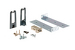 Cisco Catalyst 4948E, rack mount + cable guide 4948E-ACC-KIT