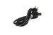 AC Power Cord, 5-15P to C13, 16 AWG, 5ft, Black