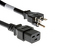 Cisco 5000/6500/7500 AC Power Cable, CAB-7513AC=, 15ft