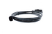 AC Power Cord, C14 to C19, 14 AWG, 6ft, Black