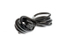 AC Power Cord, C20 to C19 Right Angle, 12 AWG, 8ft
