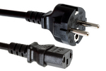 Cisco 7900 Series AC Power Cord - Europe, CP-PWR-CORD-CE