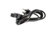 Cisco 4500 AC Power Cable, UK, CAB-BS1363-C19-UK, 2.5M