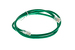 Cisco RJ45 to RJ45 Rollover Console Cable, Green, 3 Feet
