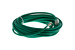 Cisco RJ45 to RJ45 Rollover Console Cable, Green, 7 Meters