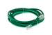 Cisco RJ45 to RJ45 Rollover Console Cable, Green, 10 Feet