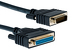 Cisco RS530 DB60 Male to DB25 Female DCE Cable, 10ft