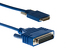 Cisco Smart Serial to DB25 Male RS232 Cable, CAB-SS-232MT