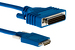 Cisco RS-530 Smart Serial to DCE Male Cable, 10ft