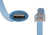 Cisco Compatible Console Cable, 6ft, RS232, CAB-CONSOLE-USB-RJ45