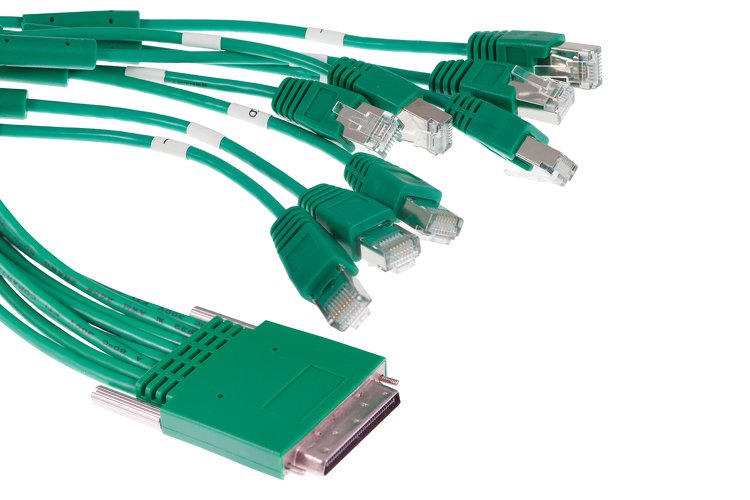 Cisco Compatible High Density Async External Cable, 42ft