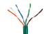 Cat5E Ethernet Cable, 1000' Pull Box, 350MHZ UTP, Green