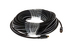 S-Video Extension Cable Male to Female, 50', Black