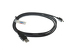 USB 2.0 A Male to Mini-B 4 Pin Male Cable, Black, 6'