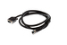 SVGA Male to SVGA Male Cable, 6ft, Black
