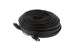 S-Video Cable Male to Male, 100', Black