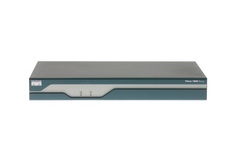 Cisco 1841 Router | Security Bundle | CISCO1841-T1SEC/K9