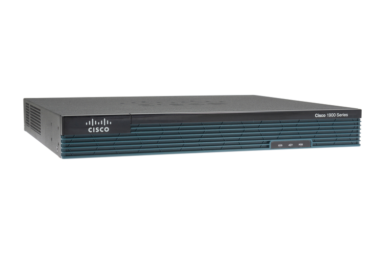 Cisco 1921 Series Integrated Services Router, CISCO1921/K9