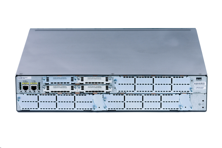 Cisco 2851 Router Integrated Services Cisco2851