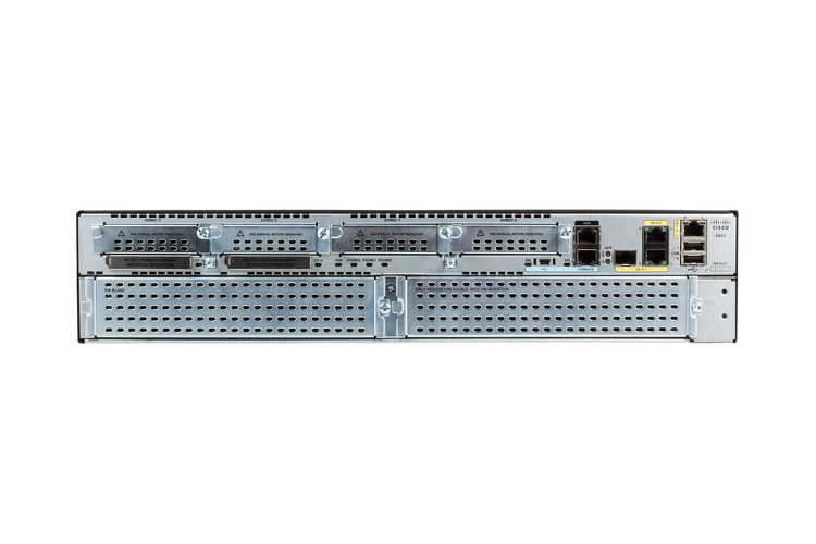 Cisco2921 K9 Cisco 2921 Integrated Services Router