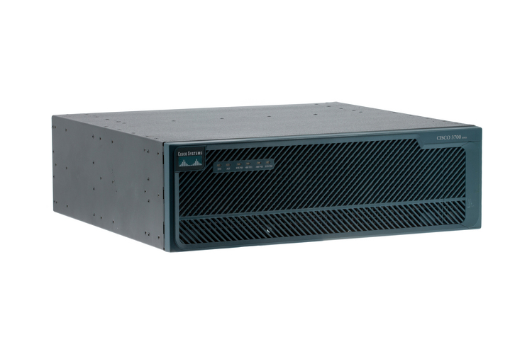 Cisco 3700 Series Multiservice Access Router, Model 3745
