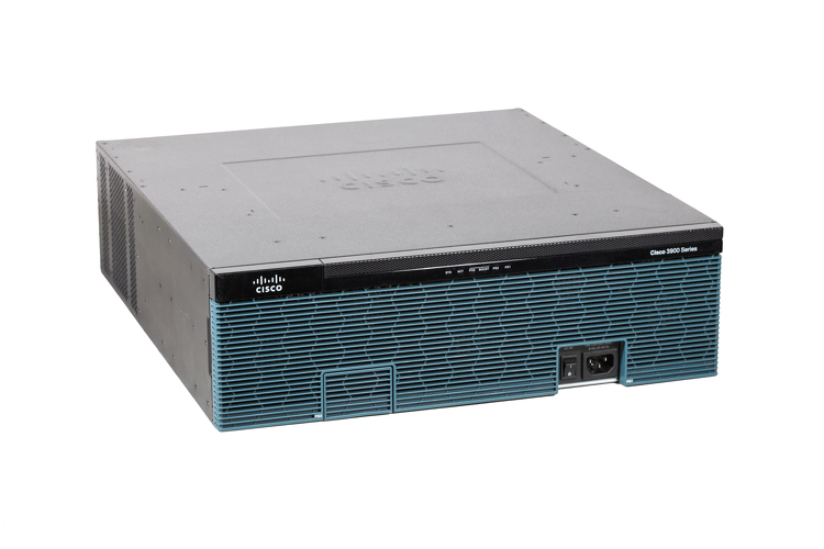 CISCO3900 ISR G2 Series Router, CISCO3925/K9