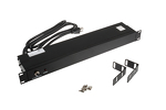 1U Rackmount 8-Outlet PDU Metal Case, AC120V 15A