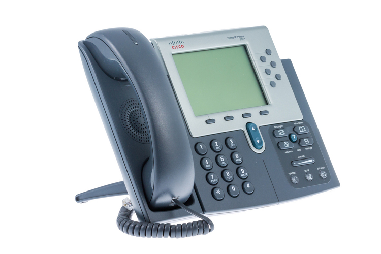 Cisco 7961G-GE Six Line Unified VoIP Phone, CP-7961G-GE