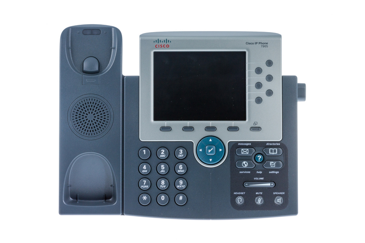 Cp 7965g Cisco 7960 Series Ip Phone 6 Lines Unified