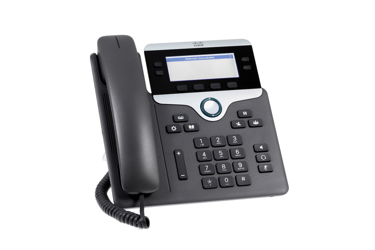Cisco 7821 Two line Unified IP Phone, CP-7821-K9