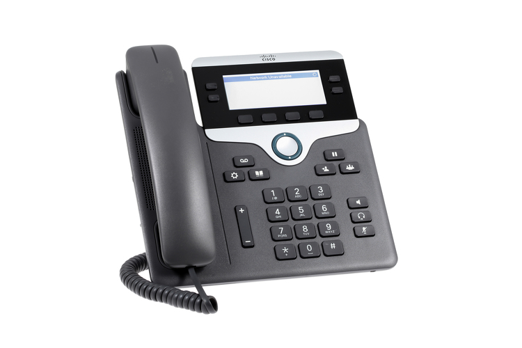 Cisco 7841 Four line Unified IP Phone, CP-7841-K9, NEW